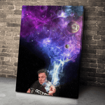 Elon Musk Canvas Art