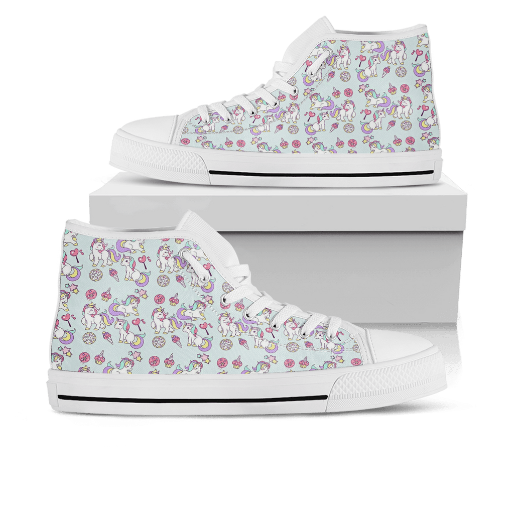 Gearhuman Unicorn - High Top Shoes