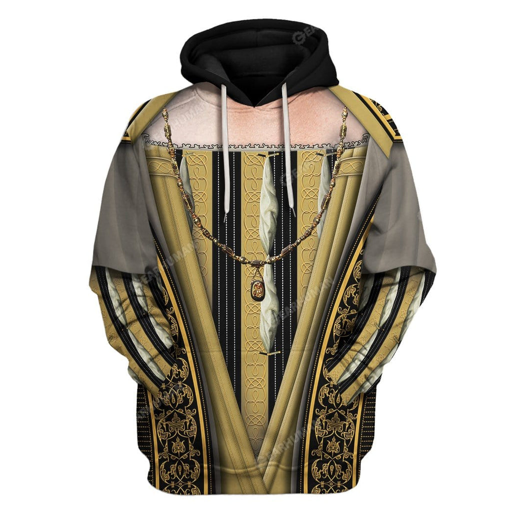 3D Full-Print Francis I Of France Apparel