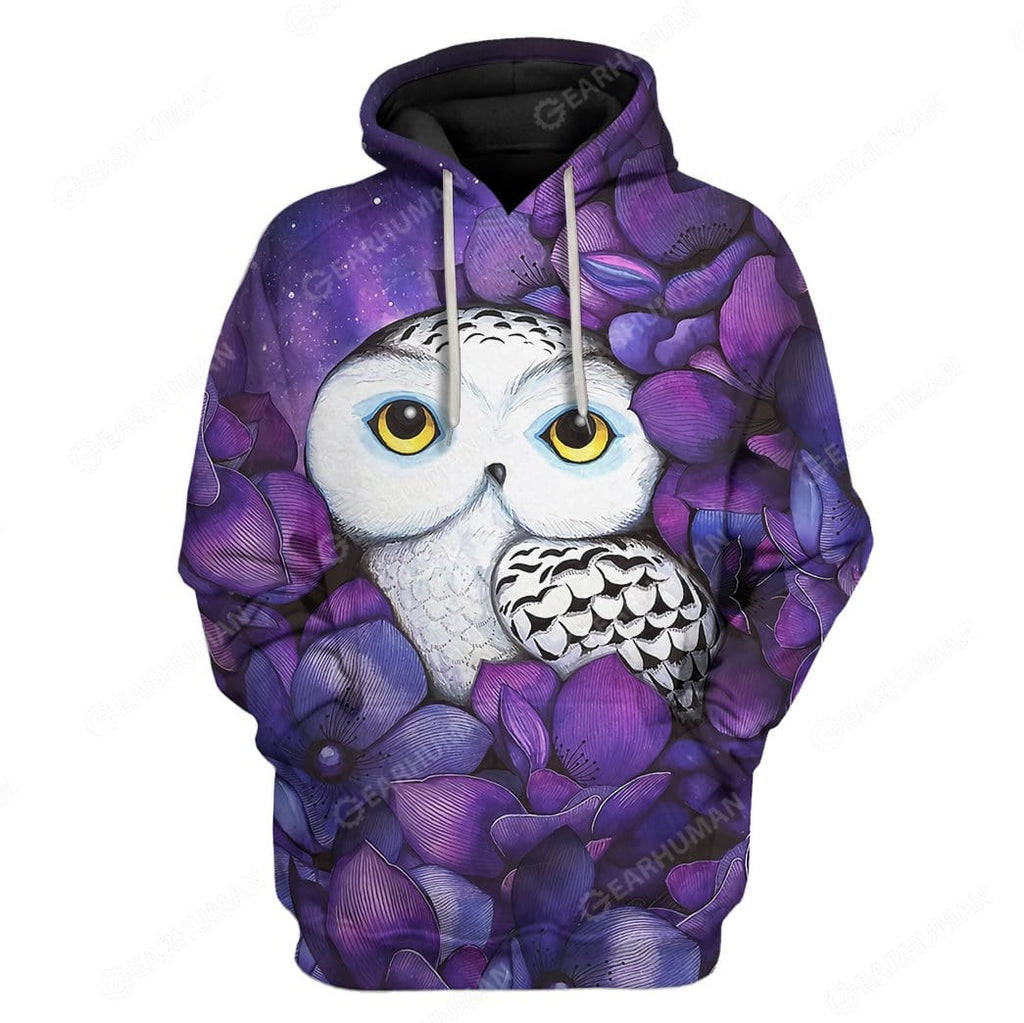 Custom Snowy Owl Apparel