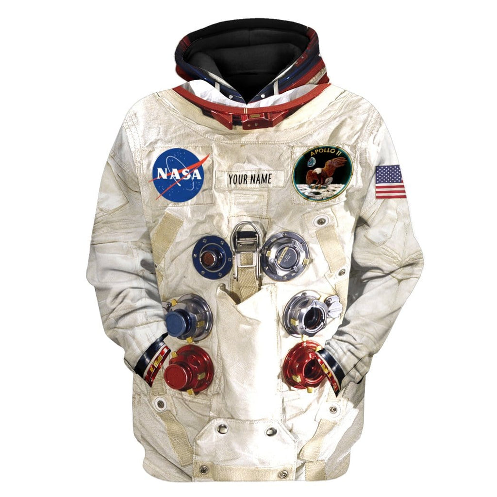 Gearhuman [50th Anniversary] 3D Custom Name Armstrong Spacesuit Apparel