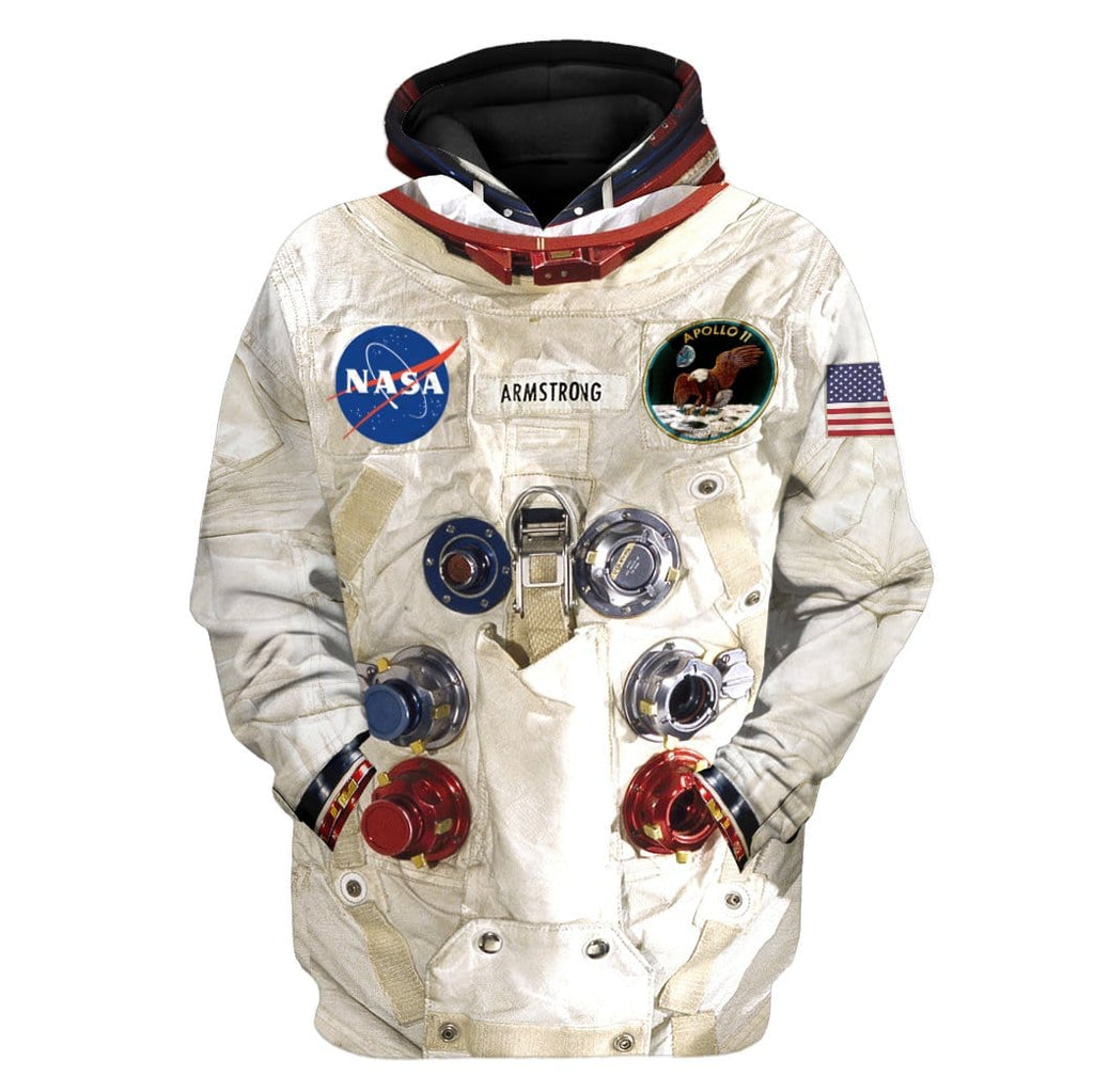 Gearhuman [50th Anniversary] 3D Armstrong Spacesuit Apparel