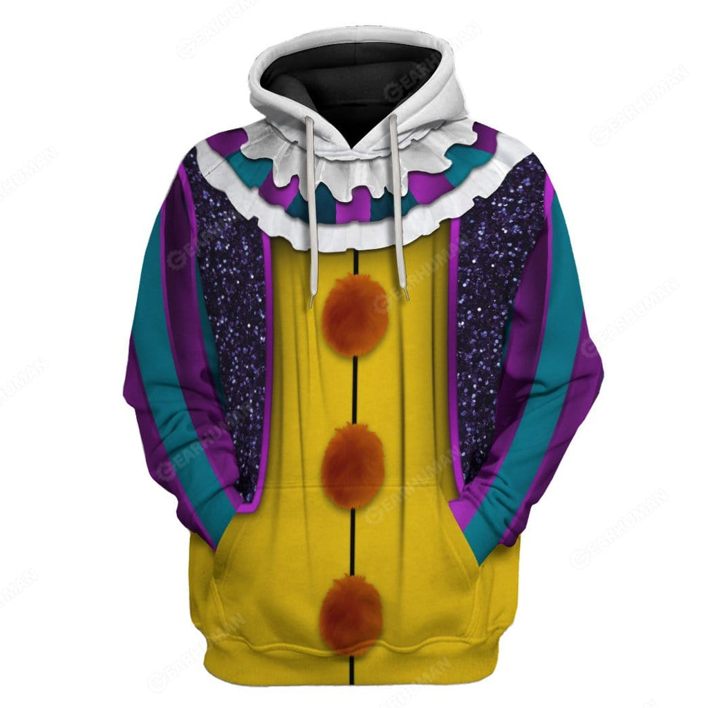 Custom Clown Apparel