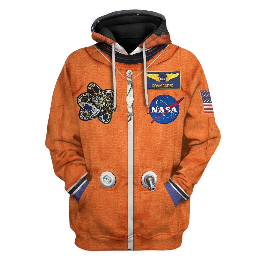 Custom T-shirt - Hoodies Nasa
