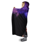 3D Elon Musk Smoking Full-Print Hooded Blanket