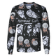 3D Astronaut Cat OuterSpace Full-Print T-shirt - Hoodie Apparel