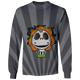 Gearhuman 3D  The Nightmare Before Christmas  Tshirt - Zip Hoodies Apparel
