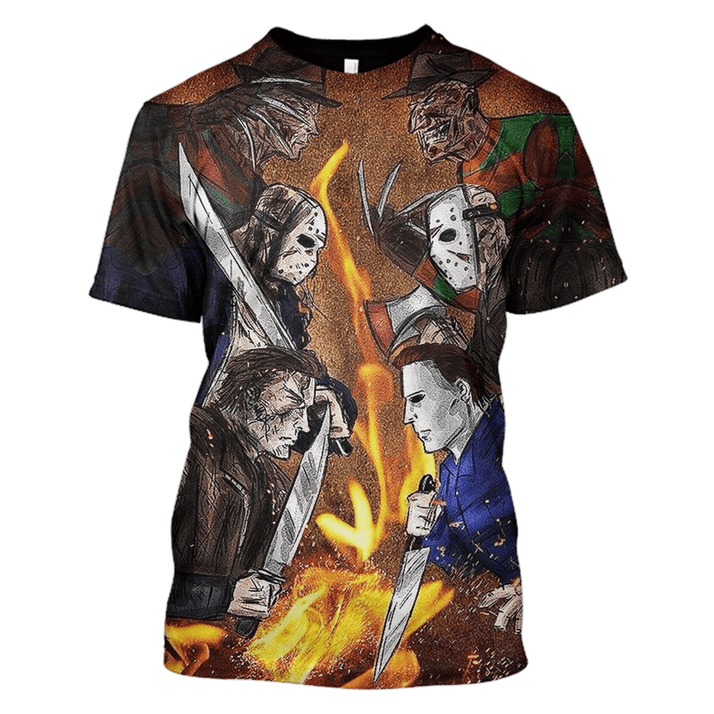 HALLOWEEN Michael Myers Hoodies - T-Shirts Apparel