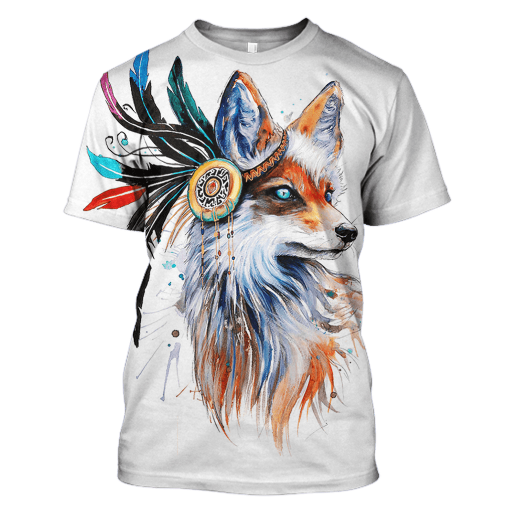 Wolf Hoodies - T-Shirts Apparel