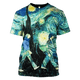 3D Starry Night  Hoodie - Tshirt Apparel