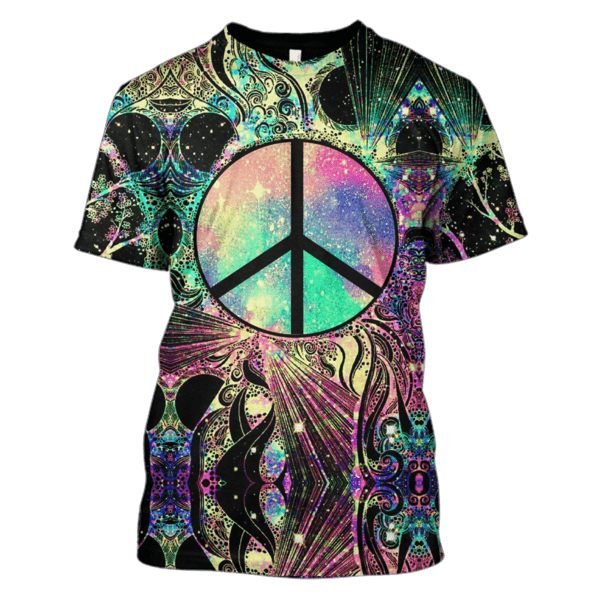Kaleidoscope Hoodies T-Shirt Apparel