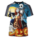 Gearhuman 3D   Nightmare before Christmas  Hoodies - Tshirt Apparel