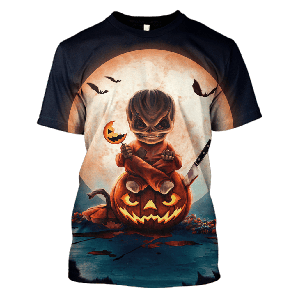 Trick 'r Treat T-Shirts - Zip Hoodies Apparel