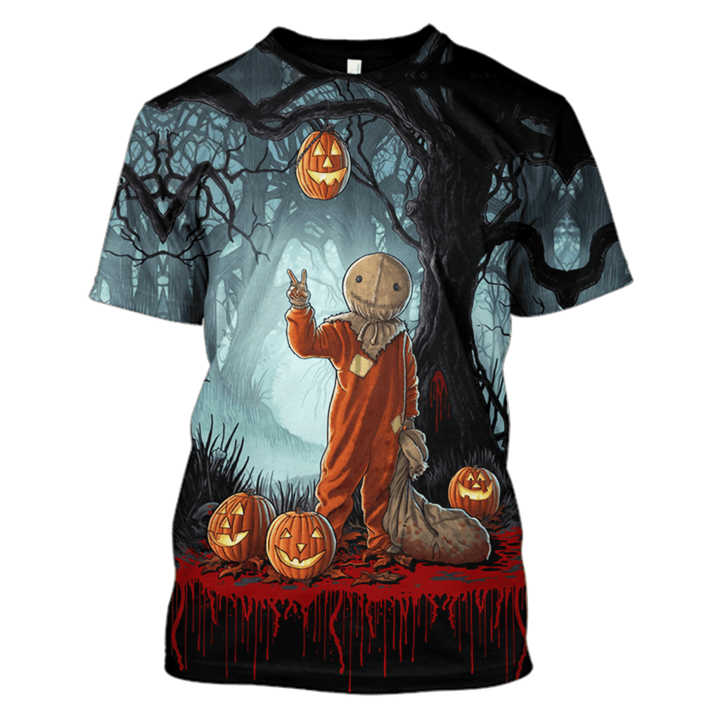 Sam from Trick 'r Treat T-Shirts - Zip Hoodies Apparel
