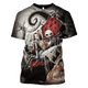 Gearhuman 3D The Nightmare Before Christmas  Hoodies - Tshirt Apparel