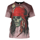 Gearhuman 3D  Pirates of the Caribbean  Hoodies - Tshirt Apparel