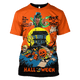 Gearhuman 3D The night he came home Trick 'r Treat  ZipHoodies - Tshirt Apparel