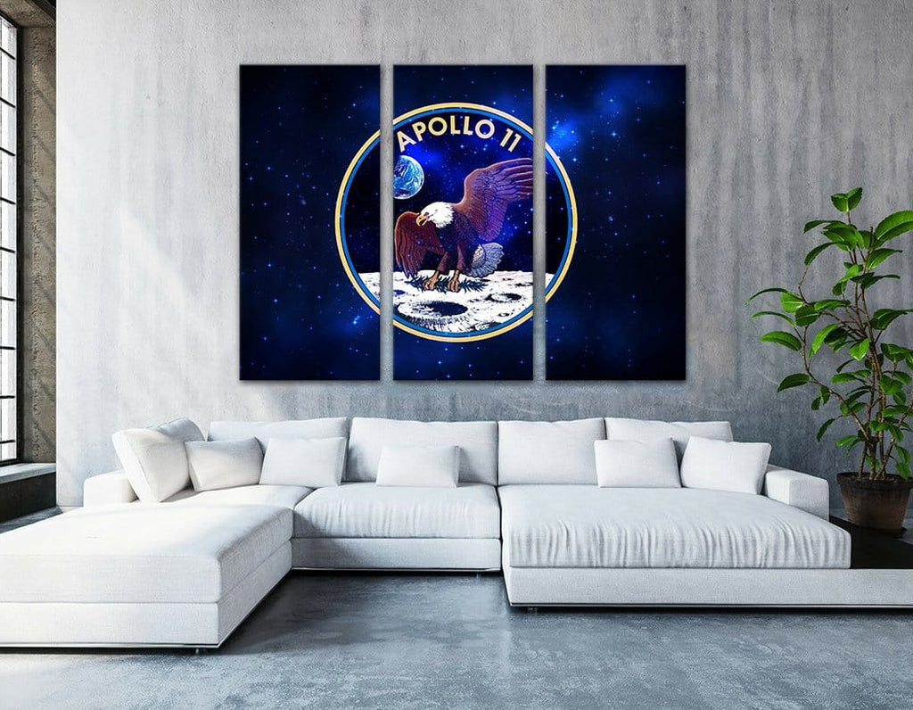 Gearhuman Canvas Apollo 11