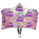 Gearhuman 3D UNICORN  Custom Hooded Blanket
