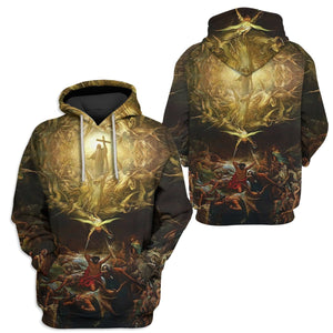 Gearhuman 3D The Triumph Of Christianity Custom T-shirt - Hoodies Apparel