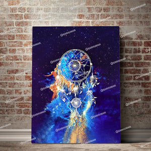 Gearhuman Canvas Dream Catcher