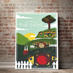 Greeting from the Shire