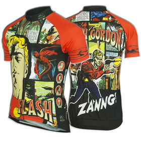 Flash Gordon Cycling Jersey (Men's