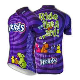 Nerds Vortex Cycling Jersey (Women's)