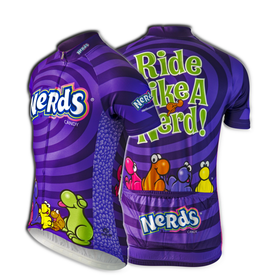 Nerds Vortex Cycling Jersey (Men's)