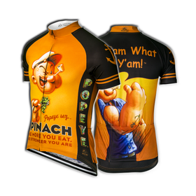 "Popeye ""I Y'am What I Y'am"" Jersey (Men's)"
