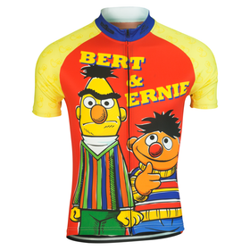 Bert & Ernie Cycling Jersey (Men's)