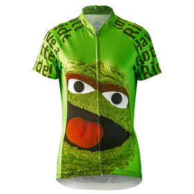 Oscar the Grouch Cycling Jersey (Women's)