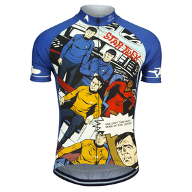 "Star Trek ""Galaxy Pop"" Cycling Jersey (Men's)"