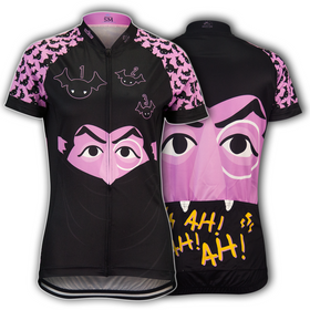 The Count Cycling Jersey (Women's)