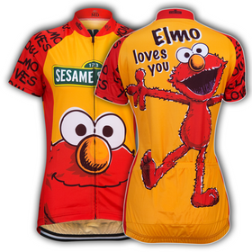 Elmo Cycling Jersey (Women's)