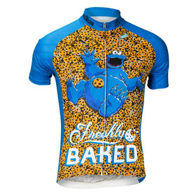 "Cookie Monster ""Freshly Baked"" Cycling Jersey (Men's)"