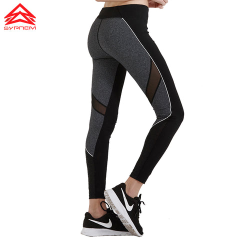 Women's Spring Mesh Yoga Pants