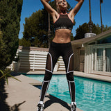 Race Line Female Activewear Leggings
