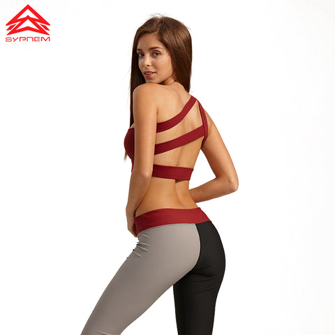 Elegant Back Strap Exercise Bra