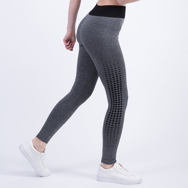 High Waisted Speed Print Activeware Leggings