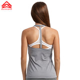T-Back Dry and Light Gym Shirt