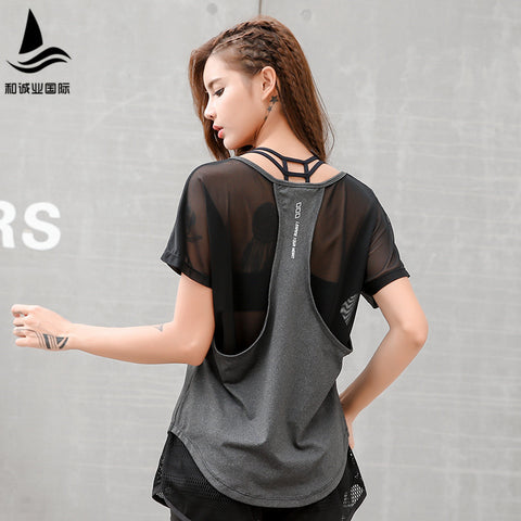 Double Layer Activewear Singlet