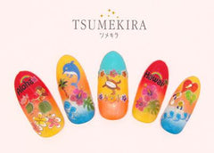 Tsumekira Colorful Hawaii NN-HWI-101