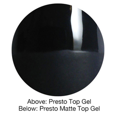 Presto Top Gel Matte  [13g] [Bottle]