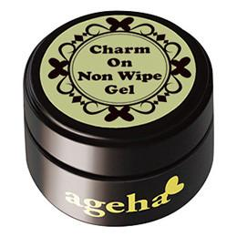 Ageha Charm On Non- Wipe Gel  7.5g [Jar]