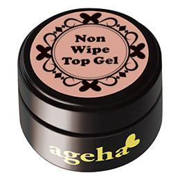 Ageha Non-Wipe Top Gel 7.5g [Jar]