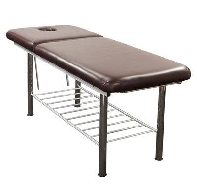 Massage Bed with Aluminum Base