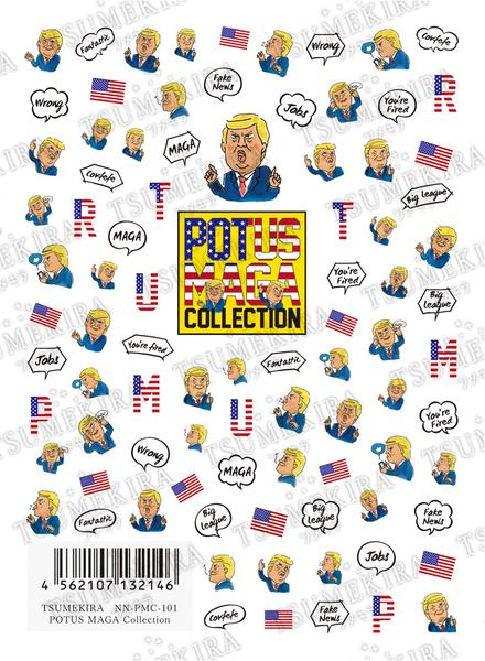 POTUS MAGA Collection NN-PMC-101