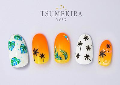 Tsumekira Palm Tree 2 NN-PMT-201