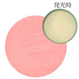 Nail Labo Neon Powder Coral Pink [Glow in the Dark]